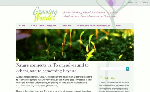 growing-wonder.com