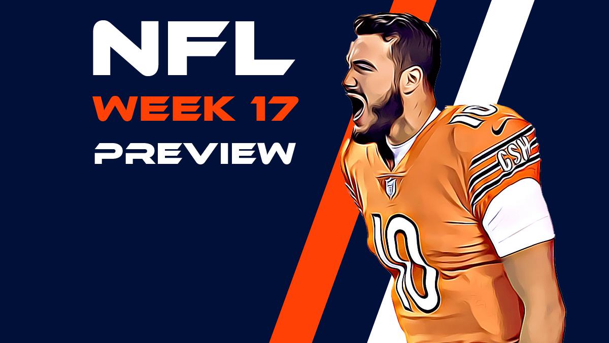 NFL Week 17 Predictions – Top 10 Games