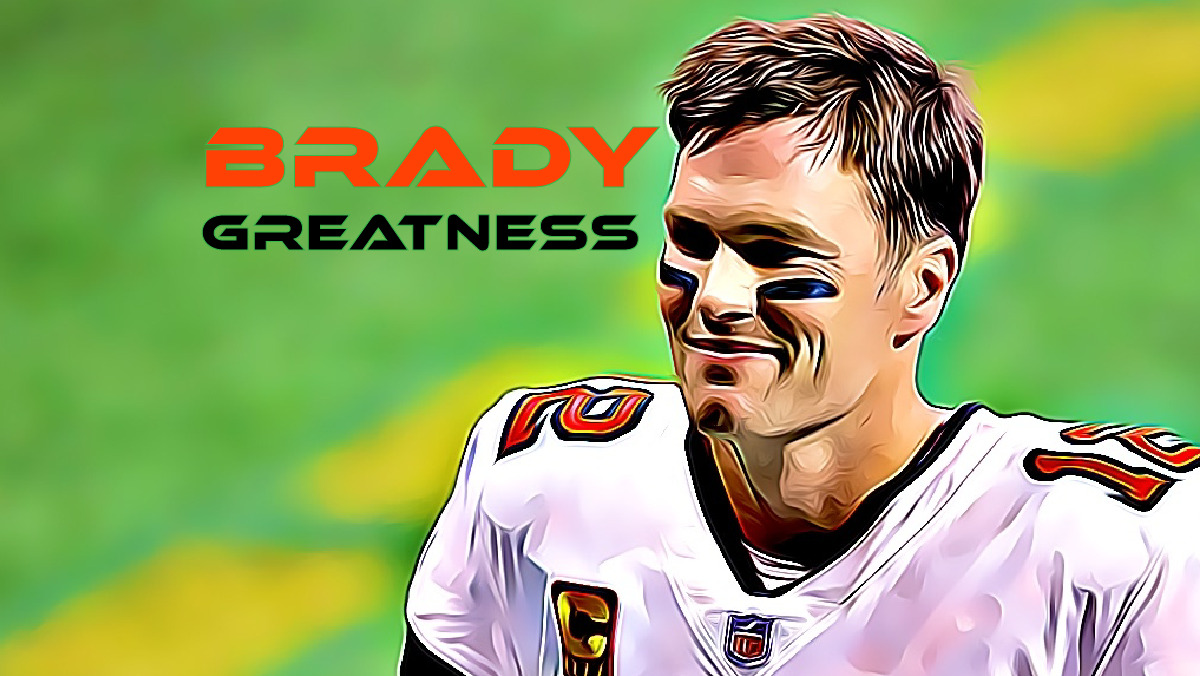 Tom Brady Is Now The Greatest Player Of All-Time