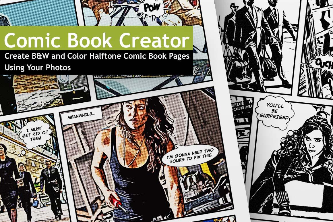 Last Day The Comic Book Creator Includes 50 B Amp W Amp 50