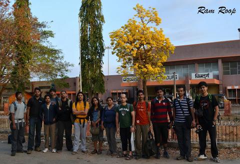 At Chitradurga!