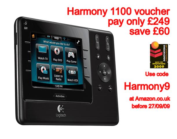 Harmony_1100_£60_amazon_voucher_original_sep09