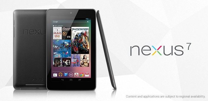 Nexus 7 16 GB sales on hiatus