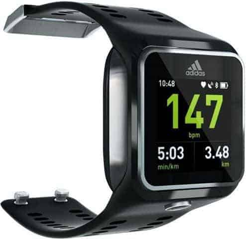Adidas miCoach SMART RUN announced. Another smartwatch / fitness tracker