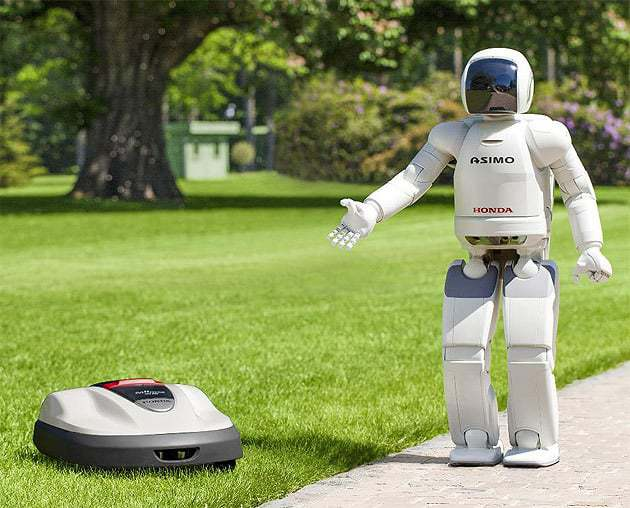 Honda_miimo_robot_lawnmower