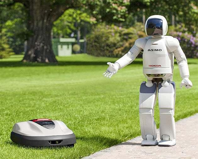 Honda_miimo_robot_lawnmower