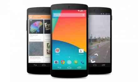 Google Nexus 5 Announced