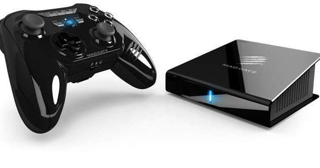Tegra 4 Mad Catz M.O.J.O. console to launch by end of the year