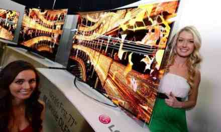 LG and Samsung announce bend on command TVs