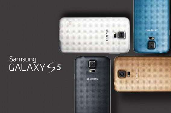 Samsung Galaxy S5 announced