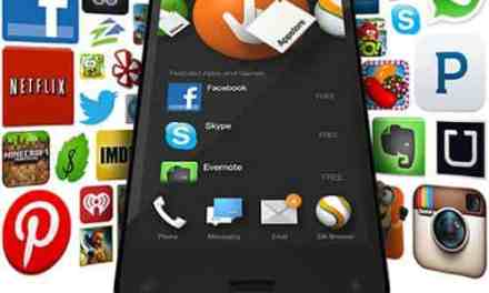 Amazon Fire Phone Officially Announced