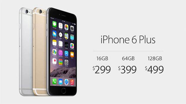 Apple Announce iPhone 6 and 6 Plus