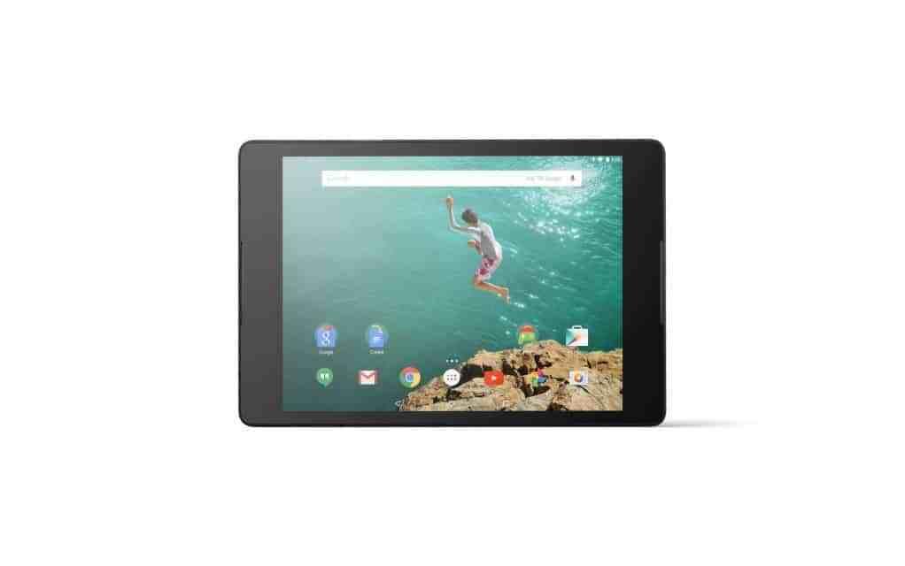 Google Nexus 9 Tablet Announced