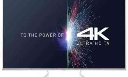Panasonic 4K TV Press Release