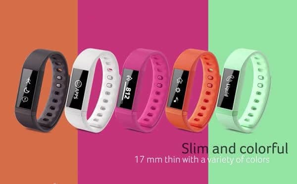 Acer Liquid Leap Fitness Tracker Review