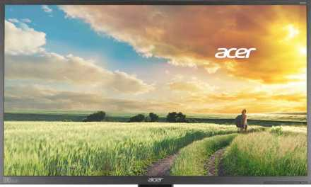 Acer B326HK 32-inch 4k LCD Monitor Review