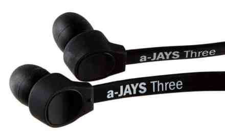 Jays a-Jays three in-ear headphones review