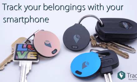 TrackR Bravo Bluetooth Lost and Found Tracker Review