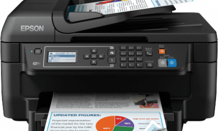 Epson WorkForce WF-2750DWF All-in-One Printer Review