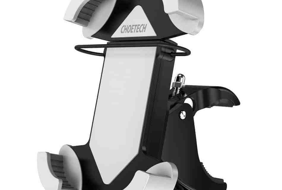 Choetech Bicycle Mobile Phone Mount Review