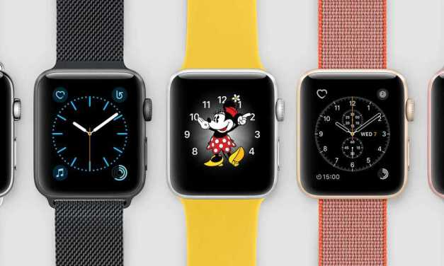 Apple Watch Series 2: Waterproof and with GPS