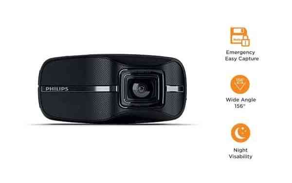 Philips ADR810 Dash Cam Review