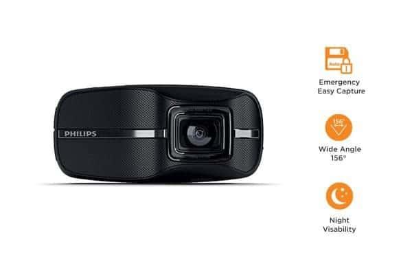 Philips ADR810 Dash Cam Review