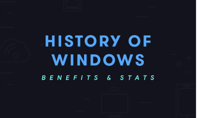 Infographic: The ultimate guide to Windows versions