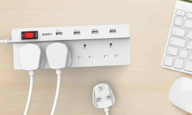 Mini-Review: AUKEY Extension Lead Power Strip