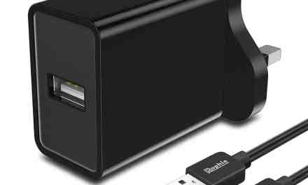 Rophie 18W Travel Wall Charger Mini-Review Quick Charge 3.0