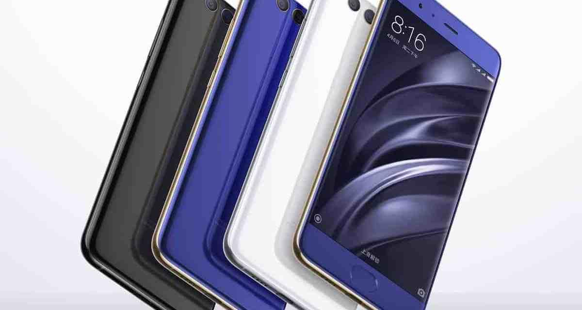 Xiaomi Mi 6 Announced – An affordable high end phone