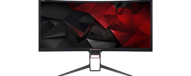 Acer announce the Predator Z35P 3440×1440 120Hz monitor