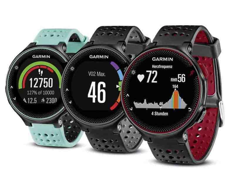 Garmin Forerunner 235 GPS Running Watch Review