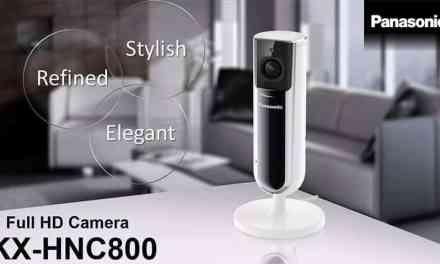 Panasonic Full HD Indoor CCTV Camera Review KX-HNC800