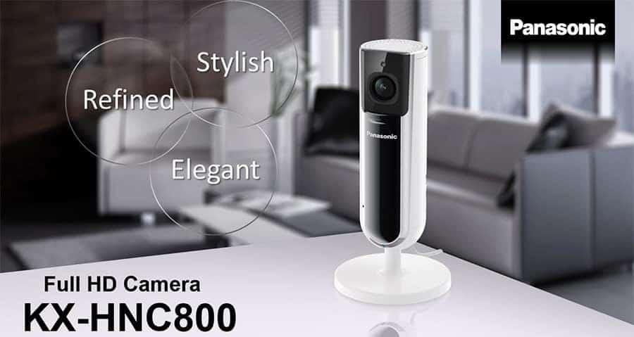 Panasonic Full HD Indoor CCTV Camera Review KX-HNC800
