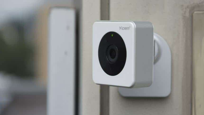 Y-Cam Evo Indoor HD Wi-Fi Security Camera Review