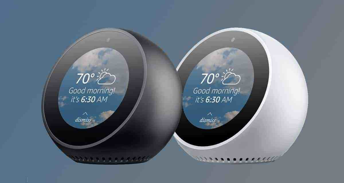Amazon Launches New Echo, Echo Plus, Echo Show in the UK & Echo Spot in USA