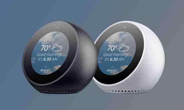 Amazon Launches New Echo, Echo Plus, Echo Show in the UK & Echo Spot in USA