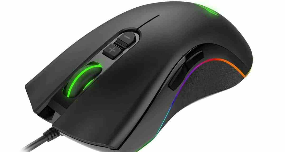 Havit Programmable Gaming Mouse Review with 4000DP & RGB – HV-MS794