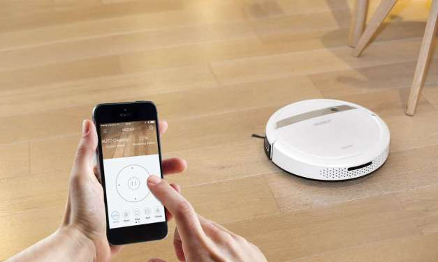 Ecovacs Deebot-M88 Floor Cleaning Robot Review
