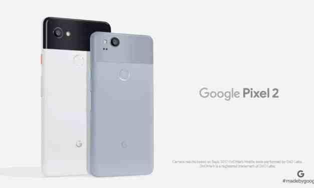 More Google Pixel 2 Woes: Some phones making strange noises