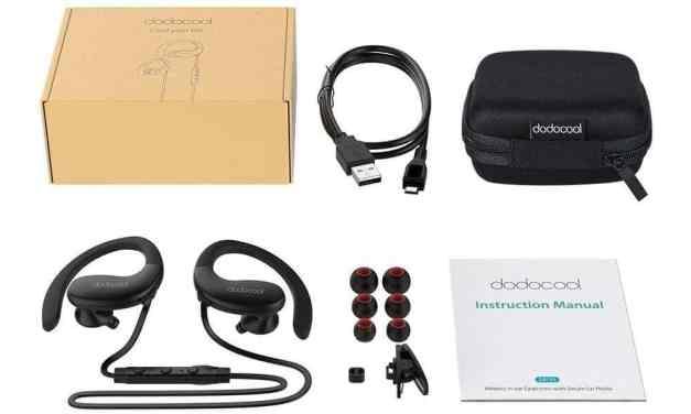 Dodocool Wireless Stereo Sports In-Ear Headphone Review