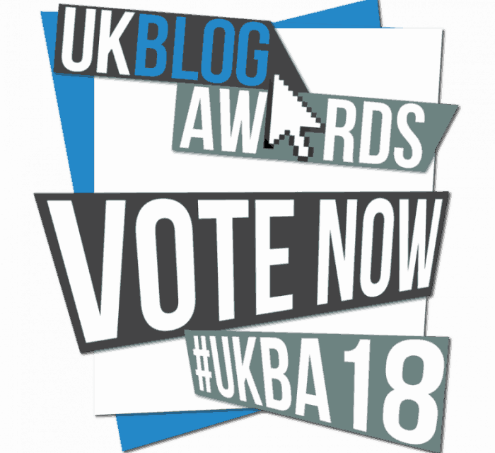 Mighty Gadget Nominated for Tech Blog of the Year at UK Blog Awards