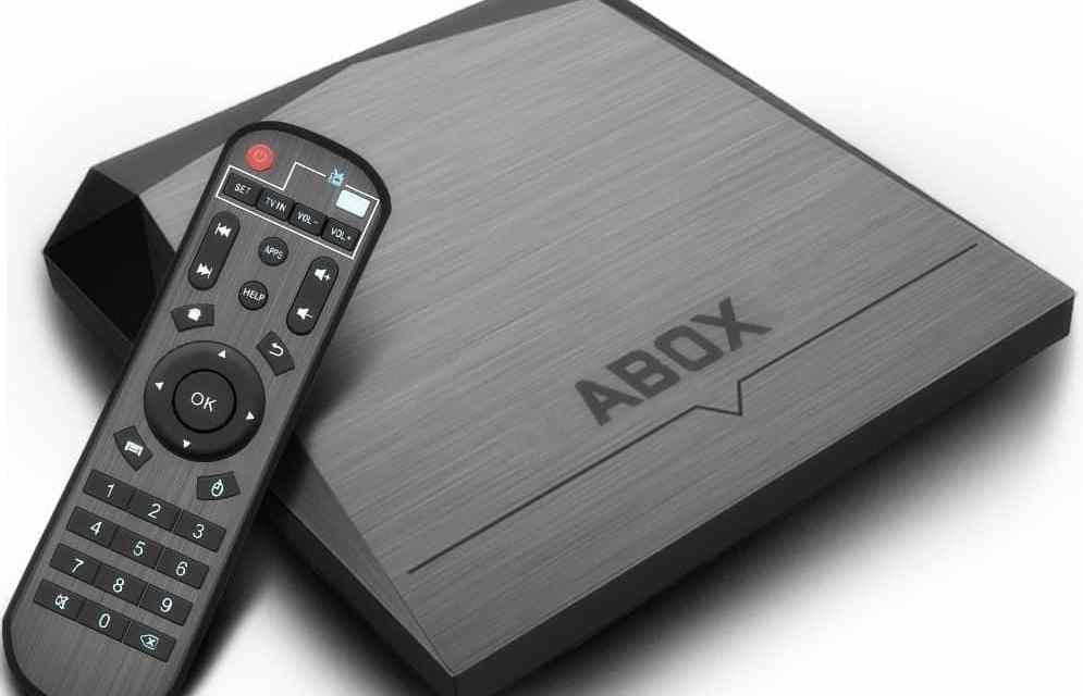 GooBang Doo ABOX A1 Plus Smart Android 7.1 TV Box Review