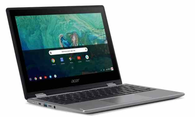 Acer announces Convertible Spin 11 Chromebook & Chromebook 11 C732