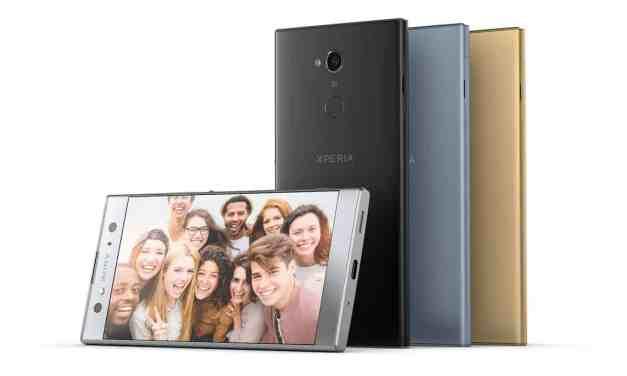 Sony Mid-Range Xperia XA2 and XA2 Ultra Announced at CES 2018