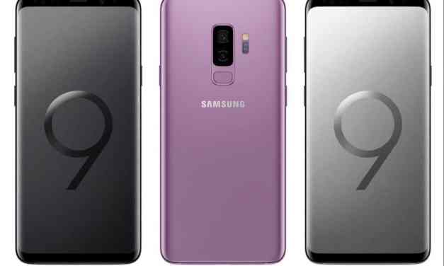 Samsung Galaxy S9 Hands On & Camera Specification : MWC 2018