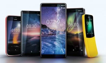 Nokia 1, 6 and 7 Plus Announced at MWC with Premium Design