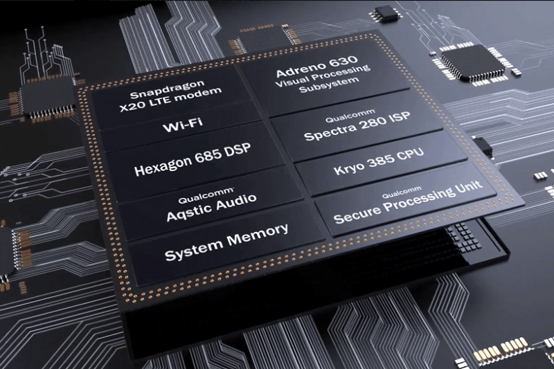 Qualcomm Snapdragon 845 benchmarks look good but not good enough