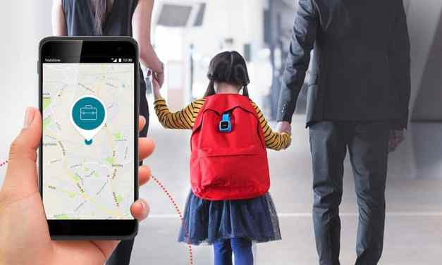 V by Vodafone: Track your Car, Pets and Valuables